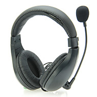 Salar A566 High Quality Super-Bass Stereo Headphone With Microphone For Multimedia Video Games