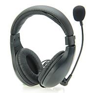 אוזניות סטריאו סאלאר A566 באיכות גבוהה סופר בס עם מיקרופון למשחקים וידאו מולטימדיה