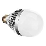 9W E26/E27 LED Globe Bulbs A70 18 SMD 5730 630 lm Warm White AC 220-240 V