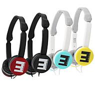 SENIC IS-R3 Fashionable-Designed Over-Ear Headphone for PC/iPhone/iPod/iPad/Samsung