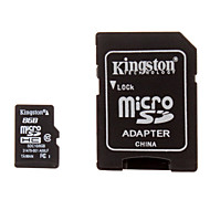 Kingston 8GB Clase 10 SD/SDHC/SDXC / MicroSD/MicroSDHC/MicroSDXC/TF / Adaptadores y cajas (MB/S) (MB/S)