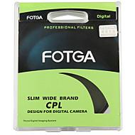 Fotga Pro1-D 58mm Ultra Slim Multi-Coated Filtre polarisant circulaire Cpl objectif