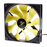 AK-FN063 14cm Anti-Vibration Rbber Fan Monts Super Silent Fan pour PC