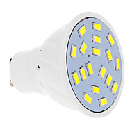 GU10 7W 18 SMD 5630 570 LM Cool White LED Spotlight AC 220-240 V