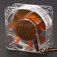 AK-186-L2B 6cm Ultra Sessiz Uzun Ömürlü PC Kasa Fanı