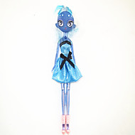 Dollhouse Novelty Toy Moon ABS Blue For Girls