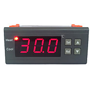 30A 220V Digitale LCD-Temperaturregler mit Thermoelement-Sensor