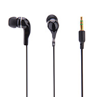 in-ear hodetelefoner for ipod / ipad / iphone / mp3 (assorterte farger)