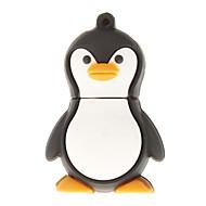 Unidad flash USB con forma de pingüino 8gb