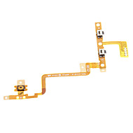 Power Volume Button Flex Cable for Apple iPod