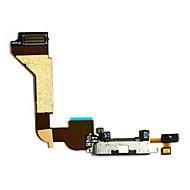 iPhone 4用ポートアセンブリの交換フレックス充電ケーブルDockコネクタ(アソートカラー)