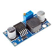 Ultrakleiner LM2596 Power Supply Module DC / DC-Buck 3A Adjustable Buck Regulator Module Ultra-Lm2596S 24V 12V 5V 3V wechseln