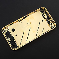 Housing Mid Plate for Apple Iphone 4 GSM Gold Body Frame Chassis Cover Part