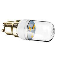 Spot Blanc Chaud GU10 1 W 6 SMD 5730 70-90 LM 2800-3200 K AC 100-240 V