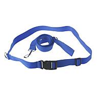 犬用品 カラー / リード 調整可能/引き込み式 ブラック / グリーン / ブルー / ピンク / イエロー ナイロン