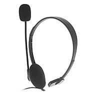 Headset Mic PS4 (musta)