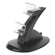 Controller Charging Stand voor PS4 (Zwart)