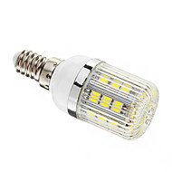 4W E14 LED Corn Lights T 30 SMD 5050 400 lm Cool White Dimmable AC 220-240 V