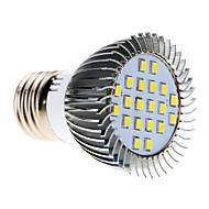 5W E26/E27 LED Mais-Birnen MR16 20 SMD 2835 370-430 lm Kühles Weiß AC 220-240 V