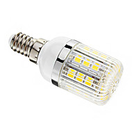 4W E14 LED Corn Lights T 30 SMD 5050 400 lm Warm White Dimmable AC 220-240 V
