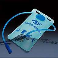 Azul agua al aire libre de la vejiga 2L