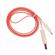 100cm Lighting to USB Sync Data/Charging Cable for Samsung(Assorted Colors)