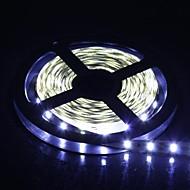 300x5630 SMD 60W 1300LM Cool White Light LED lys Strip (5-Meter/DC 12V)