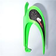 NT-BC1019 NEASTY Ciclismo 3K Weave da fibra do carbono Bottle Cage (Bright Green)