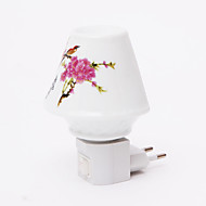 Bird Pattern 2 Mode LED Night Light(110V-240V)