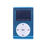 1.2 Inch OLED TF Card Reader MP3 Music Player with Clip