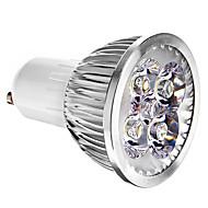 GU10 4W 4 360 LM Cool White LED Spotlight AC 85-265 V