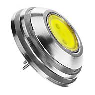 2W G4 LED-pallolamput 1 COB 160 lm Lämmin valkoinen Kylmä valkoinen Koristeltu DC 12 V
