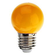 E26/E27 0.5 W 7 Dip LED 50 LM Cool White / Blue / Yellow / Green / Red G45 Decorative Globe Bulbs AC 220-240 V