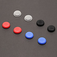 A Set 8 db Thumb Stick markolatok PS4 (2 db fehér, 2db fekete, 2db piros, 2db kék)