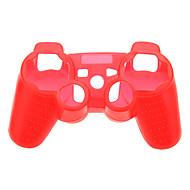 Controlador em Silicone para PS3 (cores sortidas)