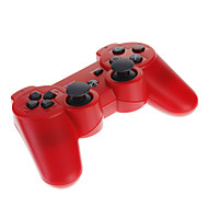 Wireless Controller Gamepad Bluetooth para PS3 Jogos Controlador Joysticks (cores sortidas)