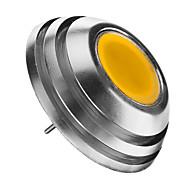 G4 2W 160lm 3000K COB Warm White Light Bulb LED Spot (DC12V)