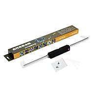 FJQXZ 36 Roue de bicyclette LED a parlé Décoration colorée LED