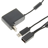 Kinect Sensor Power Supply US Plug For Xbox360