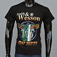 Men's Fashion Hot Sales 3D Printed T-Shirts