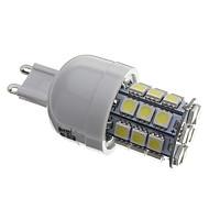 Lampadine a pannocchia 30 SMD 5050 T G9 3.5 W 330 LM Bianco AC 110-130 / AC 220-240 V