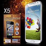 Beschermende HD Screen Protector voor Samsung Galaxy I9600 S5 (5 st)