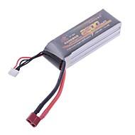 Feu Bull 11.1V 2200mAh 25C Taux élevé de décharge batterie Li-Po pour RC modèle