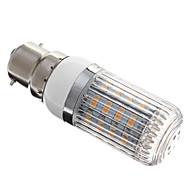 Lâmpada Espiga Regulável B22 4 W 300 LM 2700-3500 K Branco Quente 36 SMD 5730 AC 220-240 V T