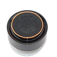 Terület Touch ® F012 újratölthető vízálló USB Disk-Bluetooth MP3 lejátszó hangszóró