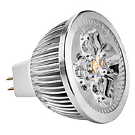 Dimmable GU5.3 7 W LM Warm White/Natural White DC 12 V