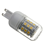 G9 3.5 W 30 SMD 5050 330 LM Warm White Corn Bulbs AC 110-130/AC 220-240 V