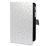 PC-Material schöne Diamant-Oberflächenmuster für Samsung Tab 3 lite t110