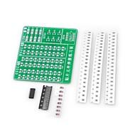 diy SMD Löten Praxis Platine Kit für (für Arduino)