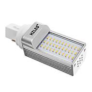 G24 4 W 33 SMD 3014 300 LM Warm White Corn Bulbs AC 85-265 V